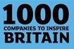 1000 Companies to inspire Britain
